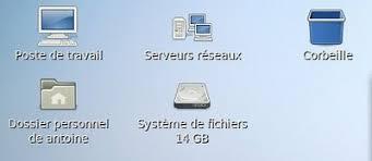 supprimer icone bureau les carnets d ubuntu ajouter ou supprimer les icônes du bureau gnome