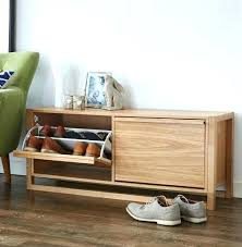 coat and shoe storage bench image of shoe rack bench with rustic