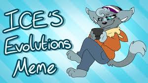 Birthday Gift Meme - ice s evolutions meme birthday gift youtube