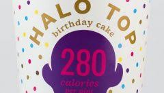 graceful ideas halo top birthday cake ice cream and smart order