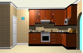 small modern kitchen design 3d model modern kitchen interior 3ds