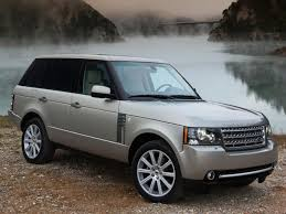land rover 2009 land rover range rover generations technical specifications and