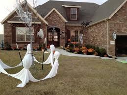 Halloween Home Decor Ideas by 45 Outdoor Halloween Decorations Pumpkins Halloween Decorating