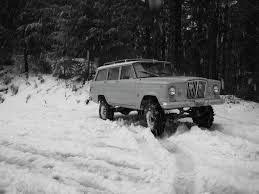jeep wagoneer white cstaub 1965 jeep wagoneer specs photos modification info at