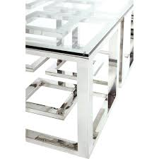 distressed metal coffee table side table contemporary side tables add modern style to your