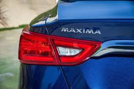 new nissan maxima nissan maxima pairs new styling with sporty implications review
