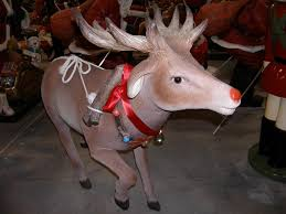 outdoor reindeer decorations lighted stylish outdoor