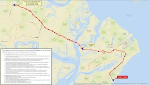 Map Of Hilton Head Island Proposed Triathlon Race Moving Forward Despite Beaufort County