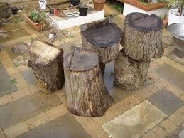 tree logs ebay