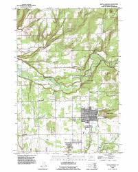 Yacolt Washington Map by Battle Ground Topographic Map Wa Usgs Topo Quad 45122g5