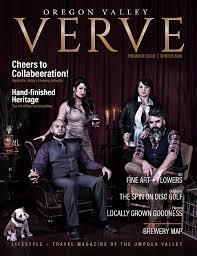 oregon valley verve premiere issue winter 2016 by oregon