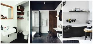 designer tips for assembling a striking masculine bathroom gohaus