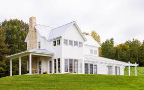 Contemporary Farm House Contemporary Farmhouse Architecture Inspirations With Modern