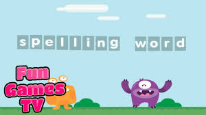 learn 44 english word spelling word letter for second grade youtube