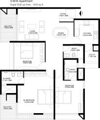 Carrie Bradshaw Apartment Floor Plan by Godrej United By Godrej Properties In Mahadevapura Bangalore
