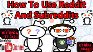 how to use reddit and subreddit 2017 youtube