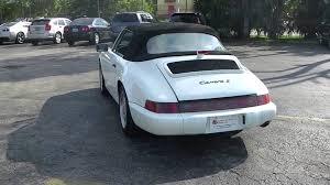 1990 porsche 911 carrera 2 1990 porsche 911 carrera 2 convertible youtube