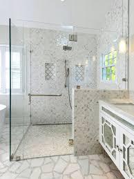 coordinating tile into shower bathroom ideas u0026 photos houzz