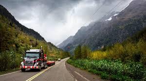 volvo website usa volvo trucks u2013 running footage a volvo vnx 630 with oversized