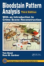 pattern of analysis bloodstain pattern analysis with an introduction to crime scene