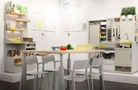 ikea projet cuisine ikea montre un projet de cuisine du futur grâce à l des