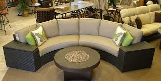 exterior ideas excellent sectional sofas as patio furniture curved