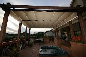 Awning Design Ideas Backyard Deck Awnings Home Outdoor Decoration