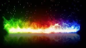 flaming line of blazing fire motion background videoblocks