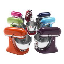 Kitchenaid Mixer Colors Kitchen Stylish Artisan Series 5 Quart Tilt Head Stand Mixer For