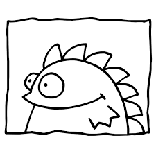 cute monster coloring pages print coloring pages
