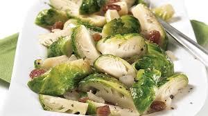 cuisiner les choux de bruxelles choux de bruxelles sucrés salés recettes iga légumes