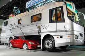 cars volkner mobile rv with garage foundation 3d forums
