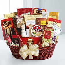 sympathy food baskets peace prayer and blessings sympathy basket