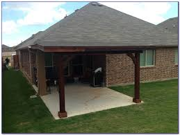 Patio Attached To The House Attached Patio Cover Diy Patios Home Design Ideas 5er4lzerw3