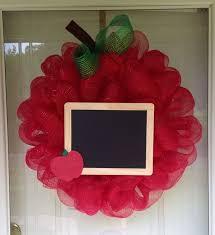 Large Christmas Decorations Ebay by Best 25 Teacher Door Wreaths Ideas On Pinterest Wreaths