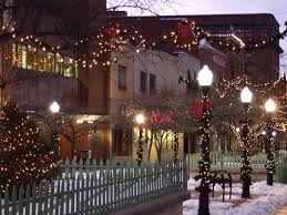 christmas lights in maryland cumberland md downtown cumberland christmas lights photo picture