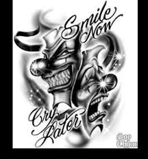 75 best smile now cry later images on pinterest chicano art