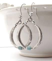 large silver hoop earrings best 25 silver hoop earrings ideas on silver hoops