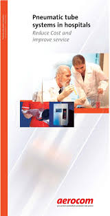 pneumatic tube systems in hospitals pdf