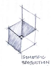introtoengineering101 isometric sketches