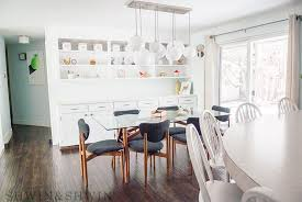 mid century modern dining room shwin and shwin