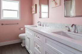 Pink Girls Bathroom Design Ideas - Girls bathroom design