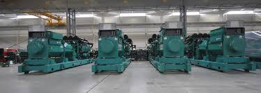 generators cummins india