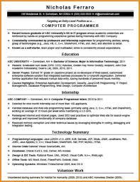 programming resume exles computer programmer sle resume therpgmovie