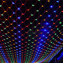 online get cheap multi color led net christmas lights aliexpress