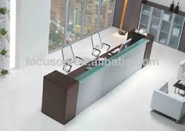 2 Person Reception Desk Fks Wmt Wq102 Office Furniture Modern Design Reception Desk