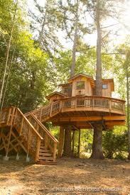 Treehouse Living Orcas Island Treehouse Pete Nelson Nelson Treehouse And Supply
