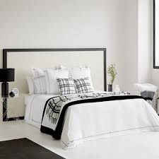 contrasting topstitching cotton bed linen zara home canada