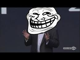 Troll Face Know Your Meme - trollface coolface problem know your meme