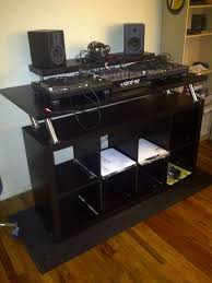 Ikea Create Your Own Desk 41 Best Diy Dj Booth Images On Pinterest Dj Booth Dj Table And